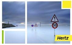 Пассаж дю Гуа — это дорога, проложенная по дну залива, во Франции. Невероятно, но дорога доступна для передвижения лишь несколько часов в день. Остальную часть времени она остается скрыта под водой. Перед тем как заехать на 4,5-километровую трассу, стоит внимательно изучить расписание приливов и отливов, иначе машина просто утонет.  #hertzazerbaijan #hertzbaku #hertzfacts