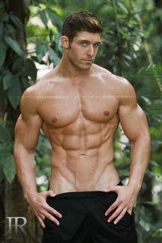 Model Mayhem Luis Rafael | Jay Amato, male fitness model | © Luis Rafael