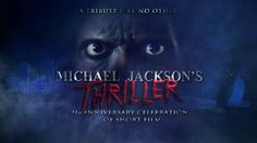 This video is a TRIBUTE to Michael Jackson's Thriller short film. the most iconic successful and influential pop music video of all time. Michael Jackson Thriller, Anime Merchandise, Music Publishing, Short Film, Music Videos, Anniversary, Songs, Celebrities, Youtube