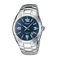Ceas barbatesc Casio EDIFICE EF-125D-2AVEF Casio Edifice, Diamond Watches For Men, Luxury Watches For Men, Gold Watches, Casio G Shock, Latest Watches, Bracelet Cuir, Omega Watch, Smart Watch