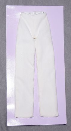 "TONNER 16"" TYLER WENTWORTH BOUTIQUE WINTER WHITE PANTS FIT SYDNEY BRENDA STARR #Tonner #ClothingAccessories"