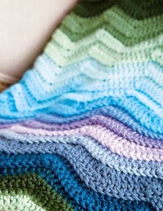 Crochet For Children: Seafarer's Blanket (Gorgeous FREE Pattern)