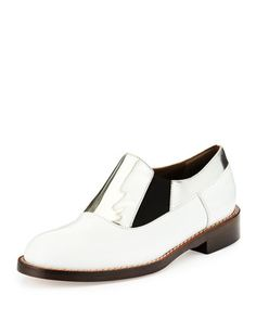 Patent Leather Slip-On by Marni at Bergdorf Goodman.