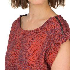 Halette Printed Dress | Official Tommy Hilfiger Shop