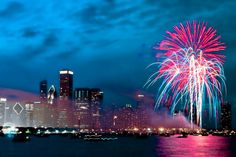 The Fourth of July falls on a Wednesday this year, so why not take a few vacation days and fund some fun, free (or nearly free) events? (Chicago has a free concert with fireworks!) #BeVacationSmart and check out these top 10 budget friendly spots.