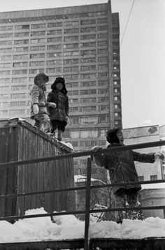 Childhood in the Soviet Union 1970's
