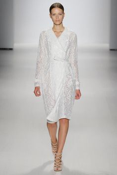 Tadashi Shoji Spring 2015 Ready-to-Wear - Collection - Gallery - Look 1 - Style.com