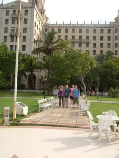 Hotel National Havana Cuba 2007. Wonderful historic hotel where Fidel and Che stayed during Bay of Pigs