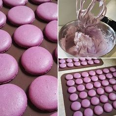 Baking Cupcakes, Cupcake Cakes, Macaron Recipe, Sweet Cookies, Sweets Cake, Happy Foods, How Sweet Eats, Mini Cakes, Macaroons
