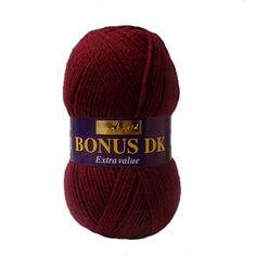 Hayfield Bonus DK Knitting Wool Yarn 100g - 50 Shades ( P&P Discounts ) in Crafts, Crocheting & Knitting, Wool & Yarn | eBay