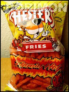 Hot Fries!!!