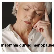 Insomnia can be one of the more unpleasant symptoms of menopause