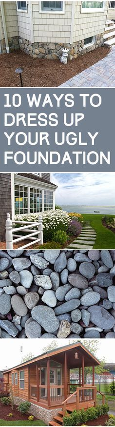 Is your foundation far from pretty? These tips will help dress up your ugly foundation! Your house will feel brand new.