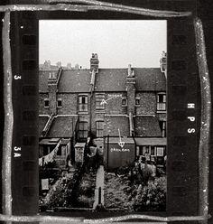 My Backyard, E.13 (1961) by John Claridge