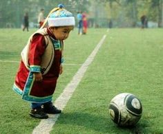 Footbal begininger