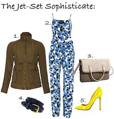 The Jet Set Sophisticate - From today's IWWSW on OliviaPalermo.com - which look is your favorite?