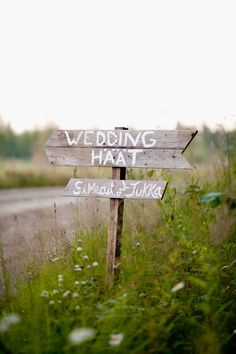 A bohemian countryside wedding on Best Day Ever | Finland wedding, real finnish wedding