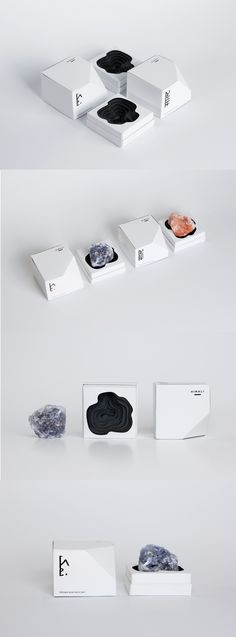 HIMALI Rock Salt  Himali rock salt is a premium brand that sells rock salt crystals from different parts of the world. Himali shows the process of mining the crystals as well as present their origin in a distinct and refined way.