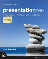 Get this fantastic book (my bible for presentations) on Amazon