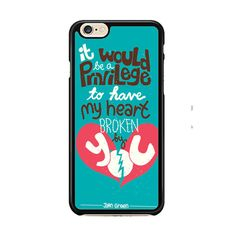 The Fault in Our Stars Tumblr Inspired Custom 2 IPhone 6| 6 Plus Cases