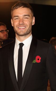 Liam Payne Suits Up for Pride Of Britain Awards - See the Pics!
