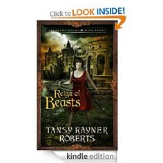 """Reign of Beasts"" by Tansy Rayner Roberts: a fantastic conclusion to this fantasy trilogy - http://www.goodreads.com/review/show/277844246"