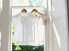 The Fix: How to Remove Sweat Stains From White Shirts | Levo League |         white shirts, laundry, lifestyle 2, stain removal, stains