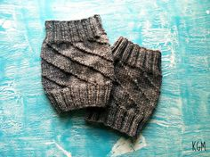 5 Stylish Yet Cozy Boot Cuff Patterns