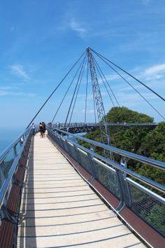 Langkawi Sky Bridge | Top 10 famous bridges you must