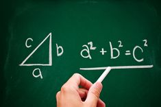 The Pythagorean Theorem is credited to the the Greek mathematician Pythagoras, who lived in the sixth century B.C.<br />
