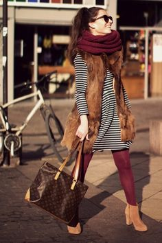 Love me maroon tights for fall, and the maroon scarf. That's it, I don't like any of the other stuff.