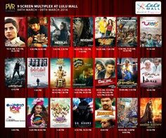 Check out the latest in Films at Don't miss your movie! Pvr Cinemas, Latest Movies, Mall, Films, Baseball Cards, Check, Movies, Cinema, Movie