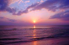 Sunset @ Pass-a-Grille Beach, FL
