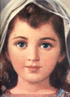 Nossa Senhora Menina Holy Mary Child