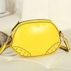 PU Leder Umhängetasche, mit Messing, goldfarben plattiert, keine, 240x85x170mm, 3Stücke/Gruppe, verkauft von Gruppe - perlinshop.com