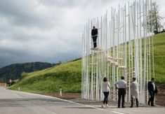 Архитектурные остановки в Австрии