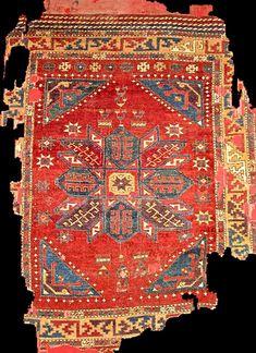 'Crivelli' style historical Turkish rug 'Crivelli' style Turkish rug, XV-XVI centuries, TIEM