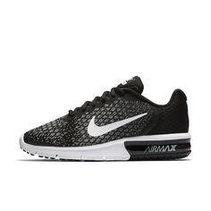 Air Max Sequent 3, Chaussures de Running Homme, Noir (Black/White-Dark Grey 011), 44.5 EUNike