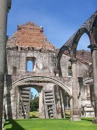Convento Franciscano Tecali, Puebla Méx.