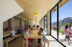 Galería de Colegio francés Cape Town / Kritzinger Architects - 2
