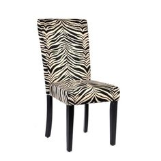 A touch of animal print is always glam #kirklands #glamchic