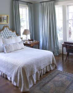Master Bedroom by Melissa Ervin Interior Design www.melissaervinid.com