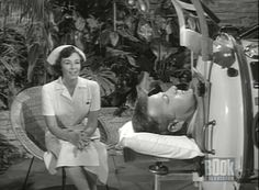 Alfred Hitchcock Presents (1955–1962) No Pain , Season 5 E 05, Brian Keith,  Director: Norman Lloyd,   Dorothea Lord , as nurse