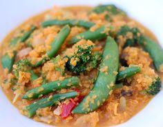 Red Curry Vegetable | grubmarket.com