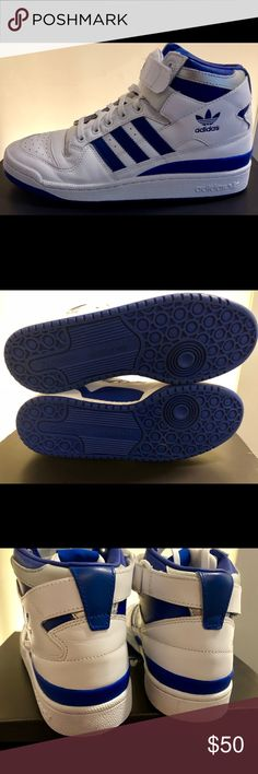 save off 92a4e 0b4f7 Adidas Forum Mid Refine (F37830) size 9 (men s) These Adidas Forum Mids