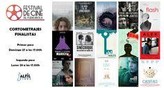 NÚMERO 2: SI YO FUERA MARILYN, de JC Falcón, finalista en Festival de Cine de Fuengirola, Málaga. 25/09-01/10