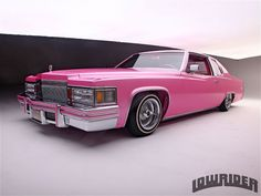 1979 Cadillac Coupe De Ville Front Left Side View
