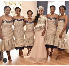 Top South African Shweshwe Dresses for Women , shweshwe dresses ,Sepedi Traditional Dresses, Xhosa Traditional fashion traditional . African Bridesmaid Dresses, Printed Bridesmaid Dresses, African Print Dresses, African Print Fashion, African Fashion Dresses, African Dress, African Outfits, African Wear, African Prints