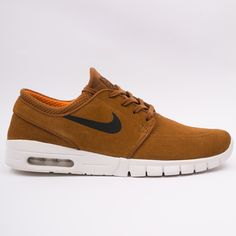 best website 8ed52 b9eb9 Nike Stefan Janoski Max L Hazelnut Black-Ivory 685299 201 Comprar  Zapatillas, Zapatillas