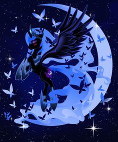 Mare of the moon: Black Is A Colour by artist-apprentice587   artist-apprentice587.deviantart.com